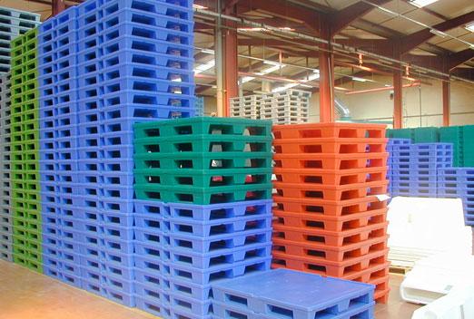 Emballages industriels réutilisables
