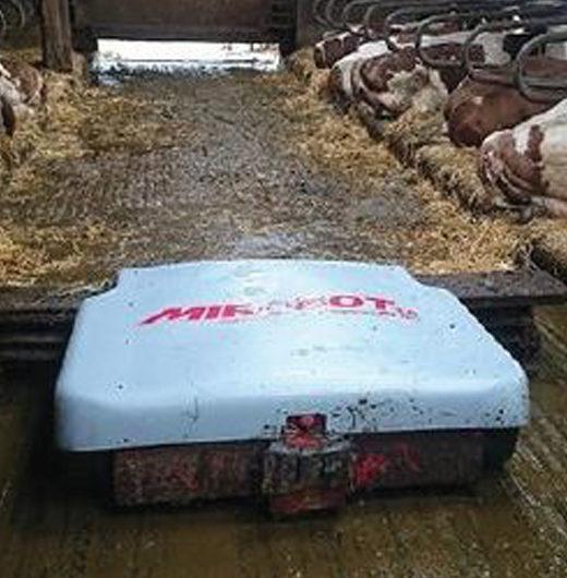 capot pour appareil agricole