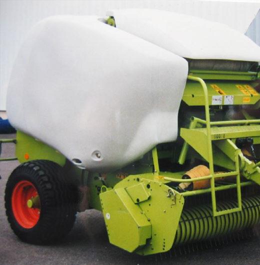 capot tracteur