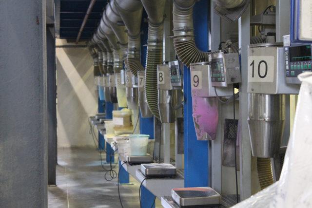 équipement industriel fabricant