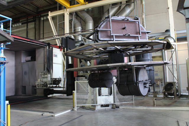 équipement industriel plasturgie
