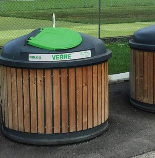 bac plastique déchets eco-tri