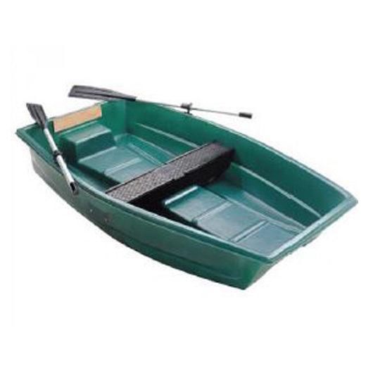 barque rotomoulée