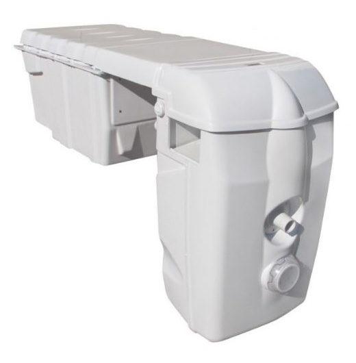bloc de filtration bateau