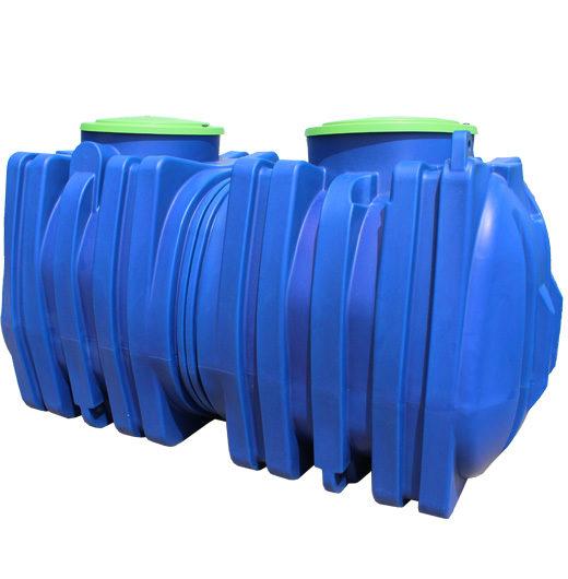 conception et fabrication de cuves à eau en plastique