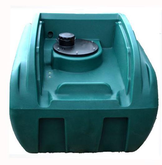 réservoir plastique rotomoulé